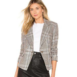 Free People Chess Blazer NWT XS